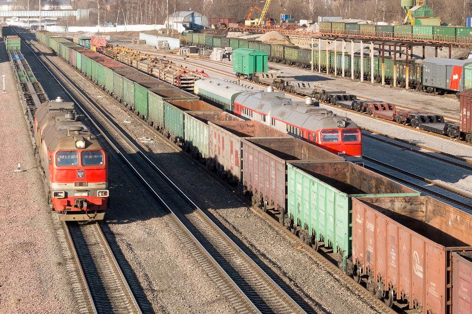 Рост перевозок обеспечили производители стройматериалов и удобрений