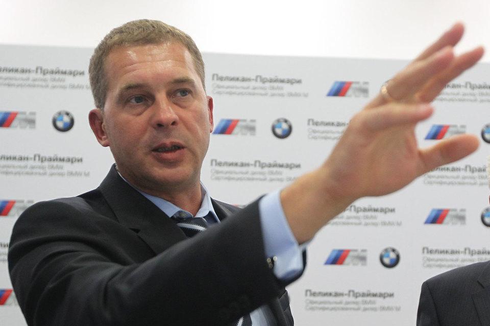 Владелец автодилера «Пеликан-авто» Игорь Маляров
