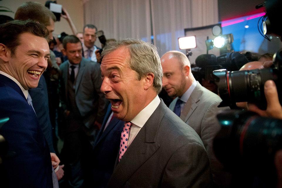 После референдума о выходе Великобритании из Евросоюза (Brexit) политик посчитал свою работу выполненной