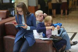 За полтора года скорость мобильного интернет-доступа в российских сетях LTE снизилась на 10–12%, свидетельствуют данные Telecom Daily