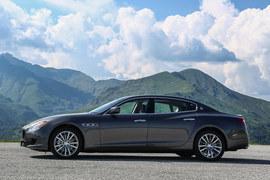 Истинное предназначение Maserati Quattroporte – быстрое перемещение по хорошей дороге