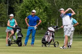 Играть в гольф могут почти все: люди любого возраста, телосложения и спортивной подготовки