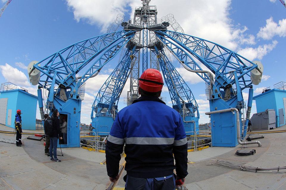 Строители космодрома «Восточный» грозят начать забастовку