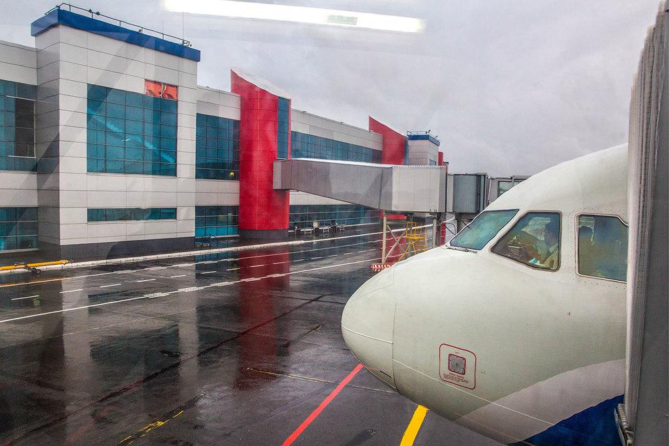 «Храброво» в прошлом году приняло 1,5 млн пассажиров (19-й показатель в России)