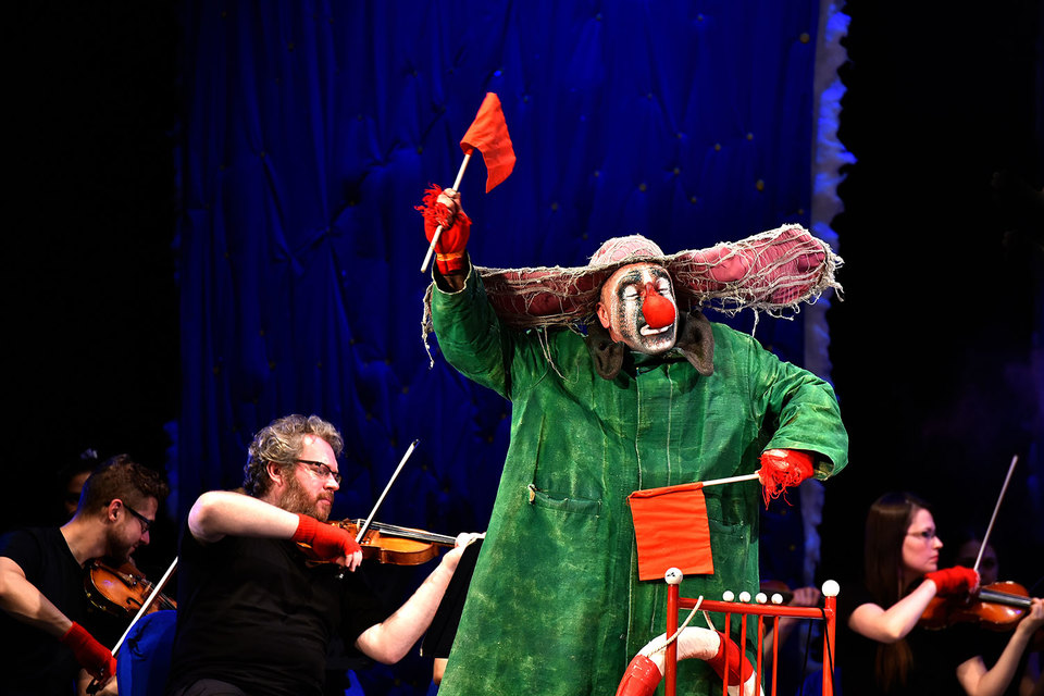 Это не цирк и не концерт, но термин «новый цирк» выручает