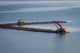 Цена строительства Керченского моста снизилась на 380 млн руб. после уточнения расчетов Главгосэкспертизой