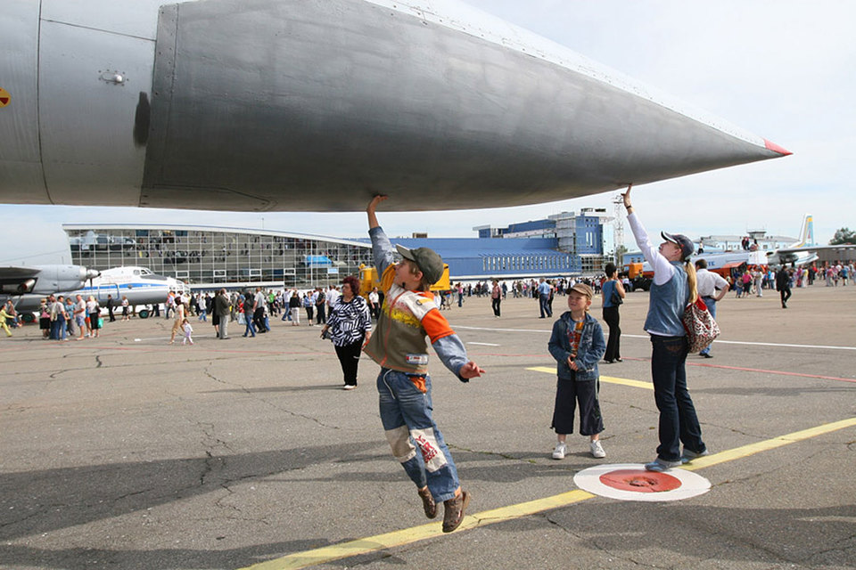 ФАС предостерегла Иркутскую область от передачи аэропорта Иркутска без конкурса холдингу «Новапорт»