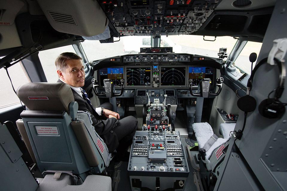 Boeing оптимистичнее Airbus оценивает мировой рынок новых самолетов до 2035 г.