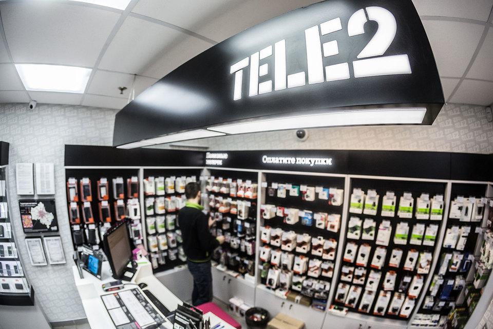 По последним данным, абонентская база Tele2 в Москве составляет около 5% столичного рынка