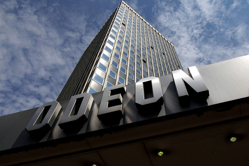 Британская Odeon, основанная почти 100 лет назад, теперь будет принадлежать китайцам