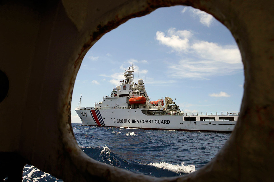 По мнению судей арбитража, претензии КНР на контроль над акваторией безосновательны