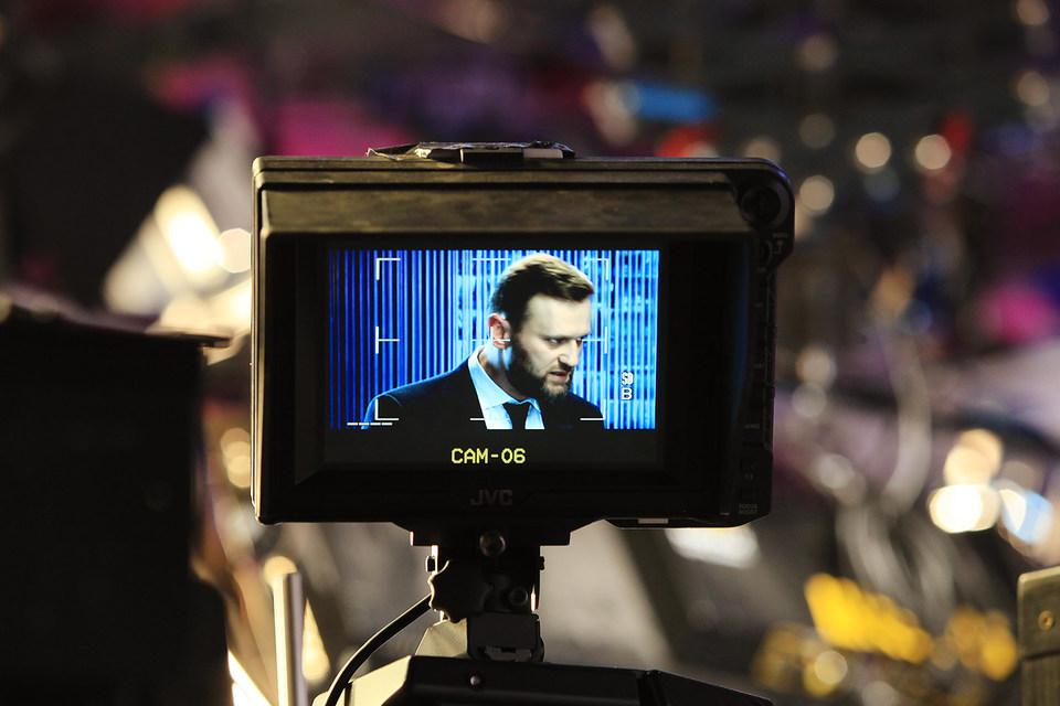 Навальный подал в суд на ВГТРК после фильма «Эффект Браудера»
