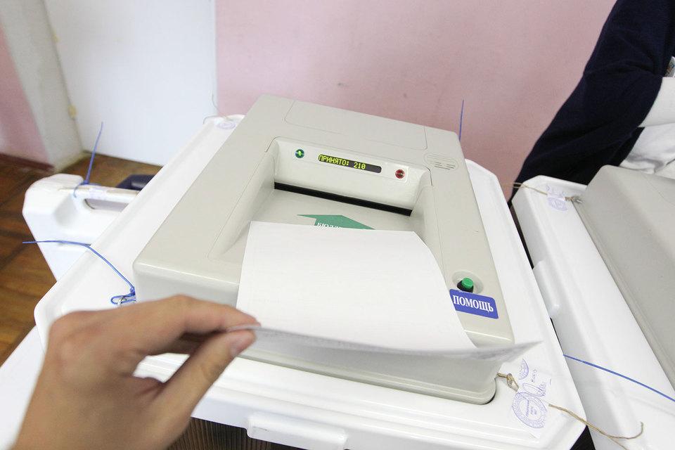Центризбирком поделил между регионами «электронные урны», но для повсеместной чистоты выборов техники не хватит