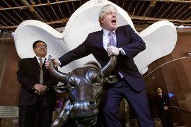 Эпатажный лидер евроскептиков, бывший мэр Лондона Борис Джонсон возглавил МИД Великобритании