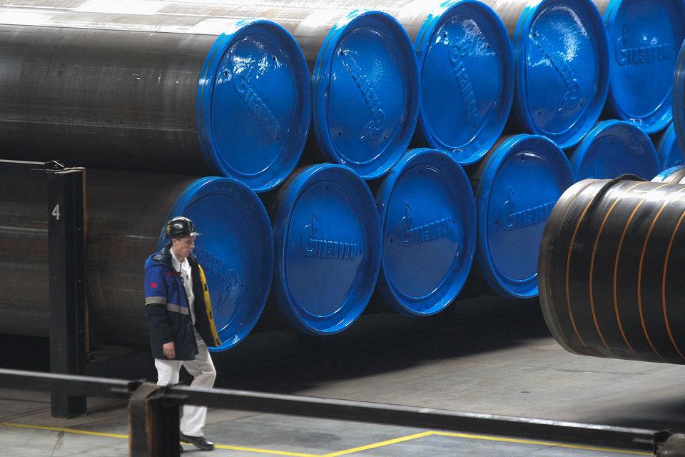 ФАС предписала «Газпрому» изменить аукционную документацию на закупку труб большого диаметра