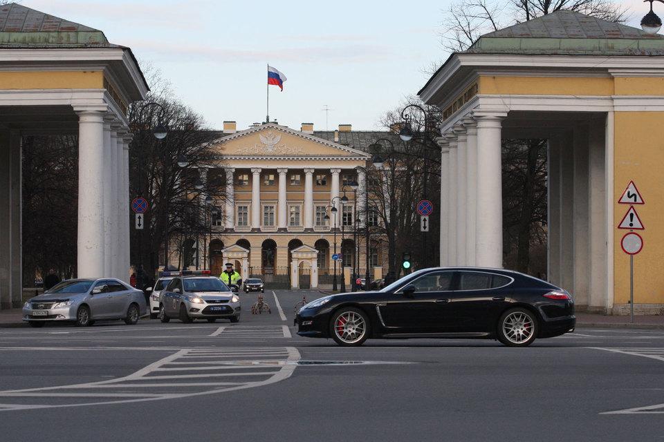 Налоговые доходы петербургского бюджета растут