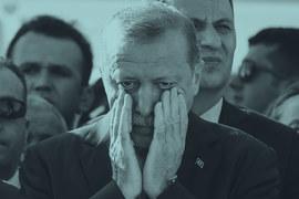Нынешний президент Турции Реджеп Тайип Эрдоган и сам пару раз пострадал от путчистов