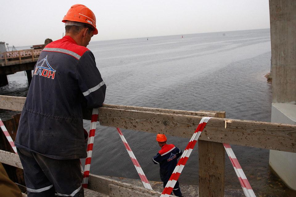 Контракт на строительство Яхтенного моста заключен с «Пилоном»
