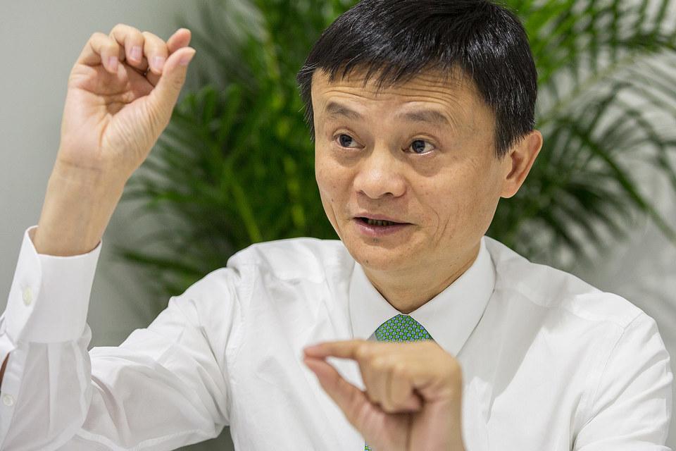 Основатель и председатель совета директоров Alibaba Group Holding Джек Ма
