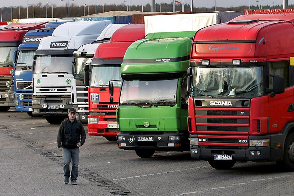 Производителям грузовиков грозит рекордный для ЕС штраф