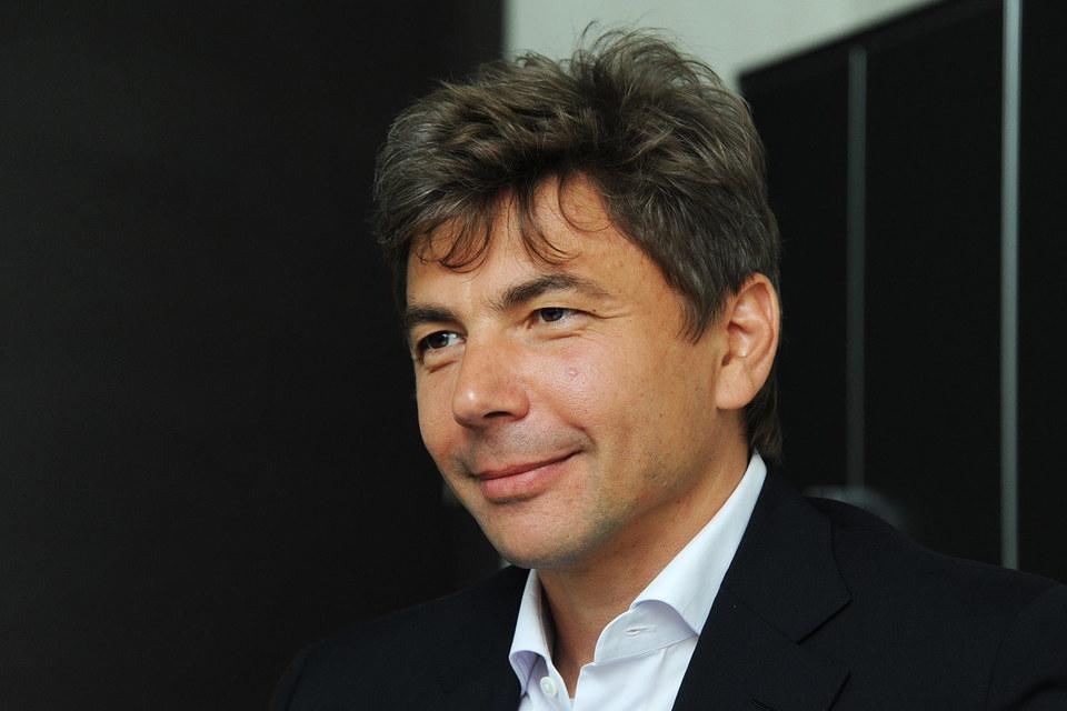 Генеральный директор ПАО «Полюс» Павел Грачев