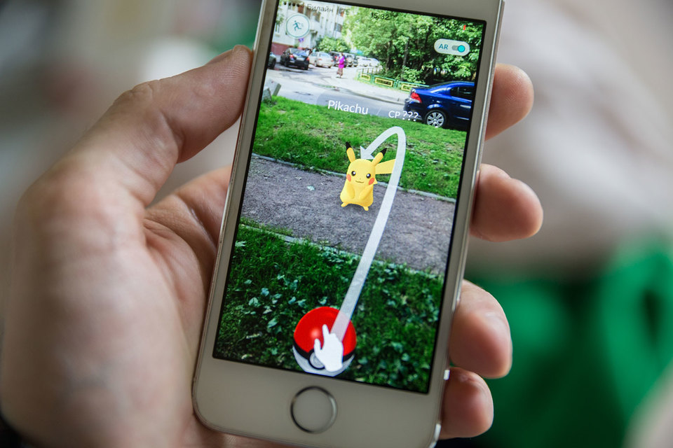 Первую бизнес-сделку Pokemon Go, как ожидается, заключит в Японии