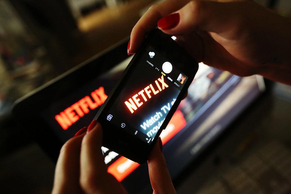 Абоненты насмотрелись Netflix
