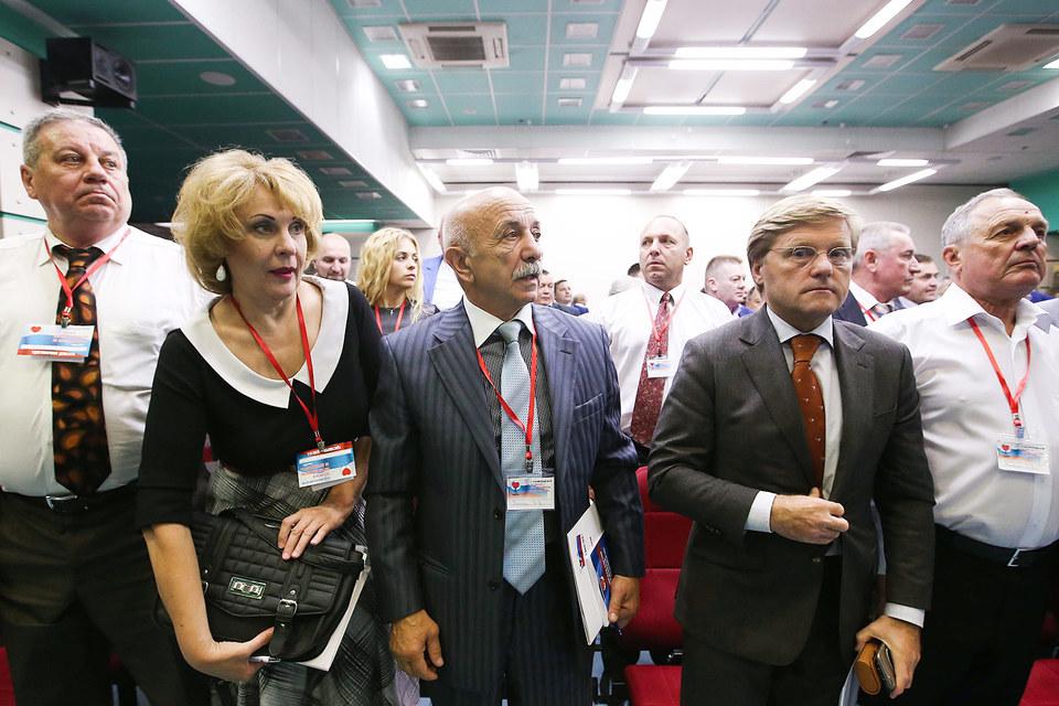 Центризбирком отказался заверить список одномандатников от Партии пенсионеров