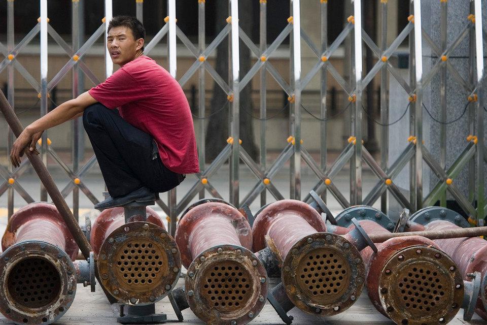 Избыток сталелитейных мощностей в Китае привел к значительному росту ее экспорта