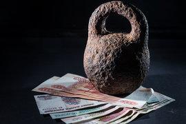Российская валюта своей тяжестью может придавить несырьевой экспорт, опасаются власти