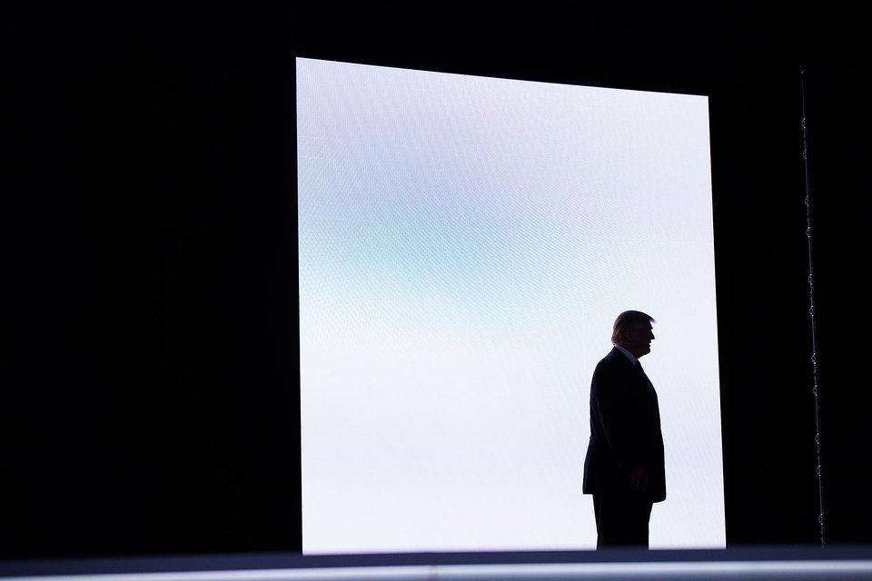 Дональд Трамп стал официальным кандидатом в президенты от республиканцев