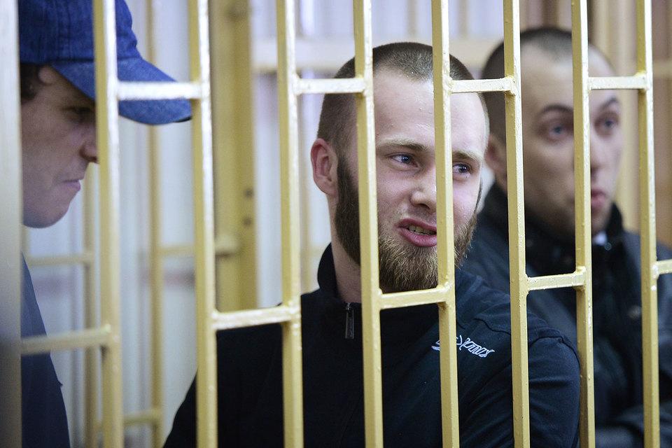 Александр Ковтун, Владимир Илютиков и Максим Кириллов на свободу не выйдут, так как в ходе первого процесса были признаны виновными по другим эпизодам дела