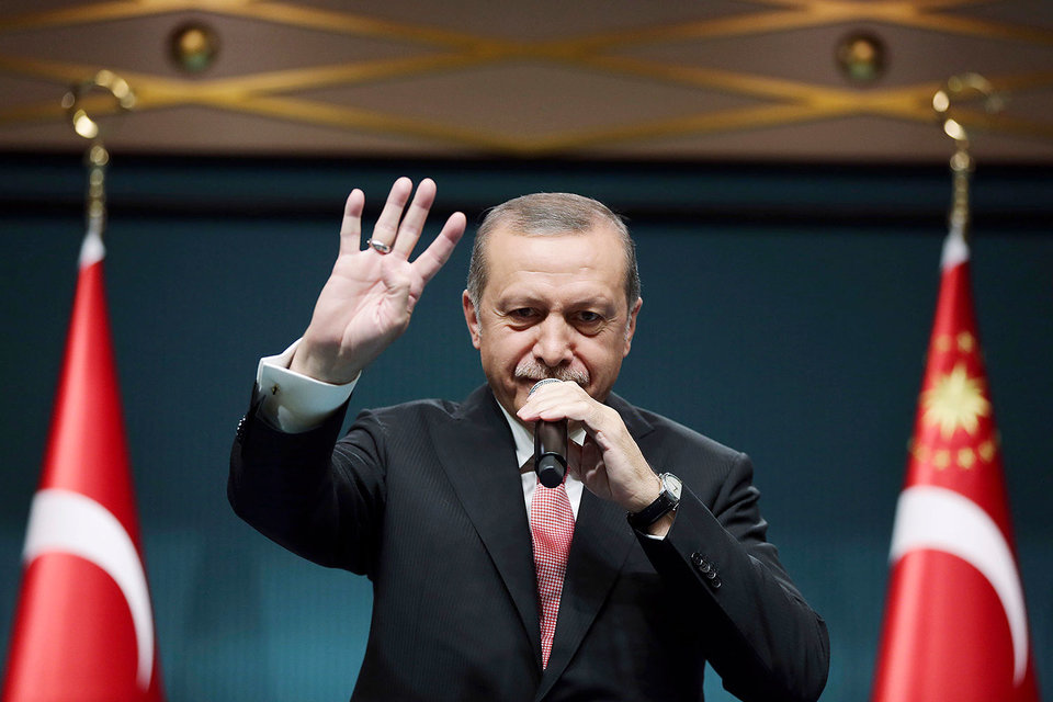 Турция обойдется без прав человека