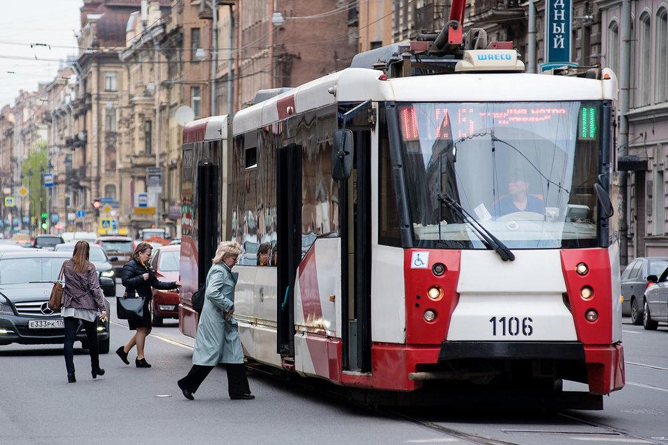 В Петербурге может появиться еще один поставщик трамваев