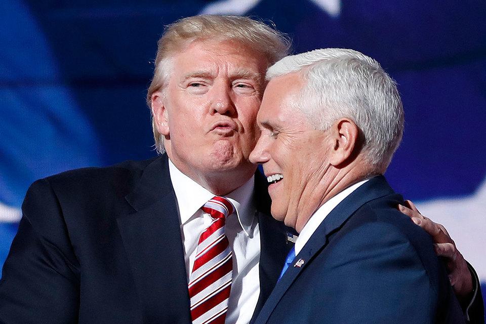 Трамп согласился стать кандидатом в президенты от республиканцев