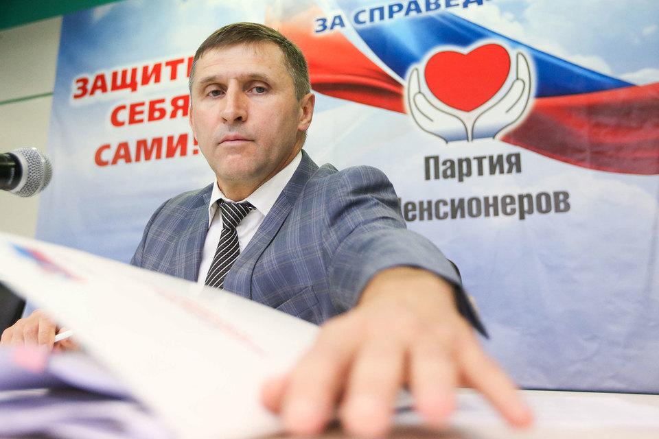 Председатель партии Евгений Артюх 20 июля созвал третий внеочередной съезд после отказа ЦИК заверить список одномандатников на выборах в Госдуму из-за выявленных нарушений