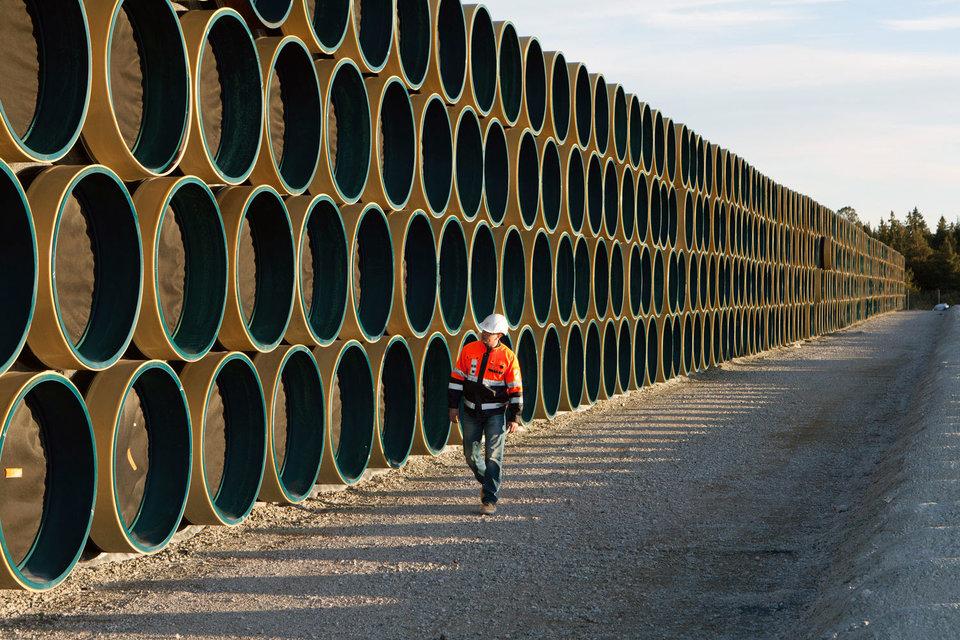 «Газпрому» предстоит преодолеть множество препон, чтобы построить «Северный поток–2»