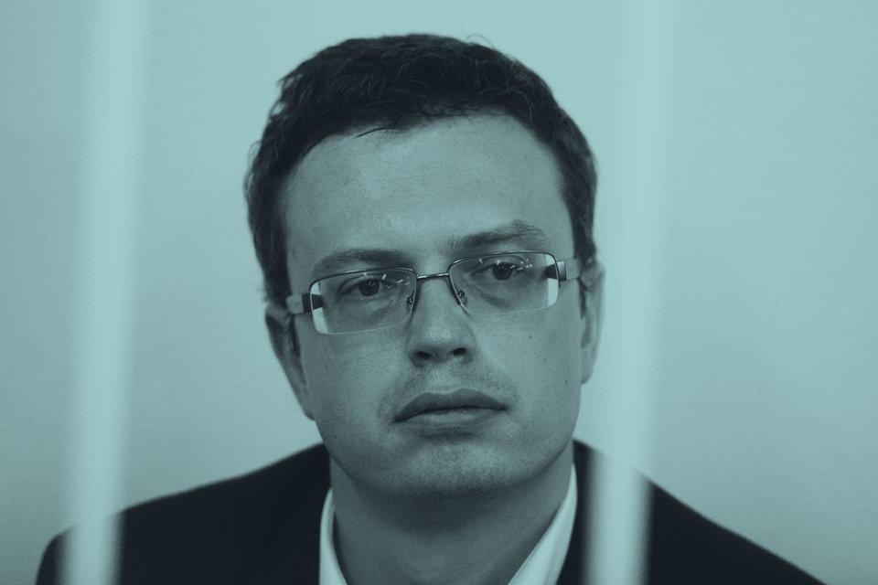 Первый замначальника столичного управления СКР Денис Никандров