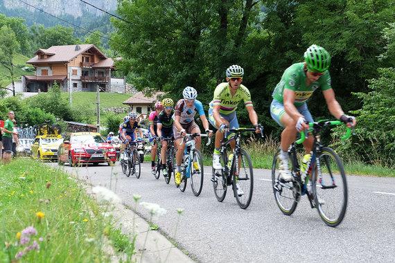 Tour de France 2016: Альпы и шампанское