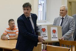 Партия пенсионеров так и не смогла выдвинуть в Госдуму одномандатников