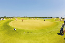 Соревнования по гольфу на Олимпиаде пройдут на новом поле на побережье Рио-де-Жанейро
