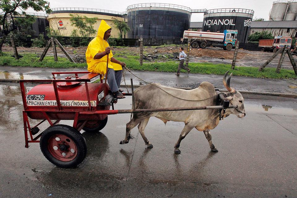 Индия может создать крупную нефтяную компанию, сопоставимую по капитализации с «Роснефтью»