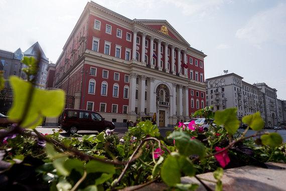 normal 1mx6 В Москве завершается реконструкция Тверской