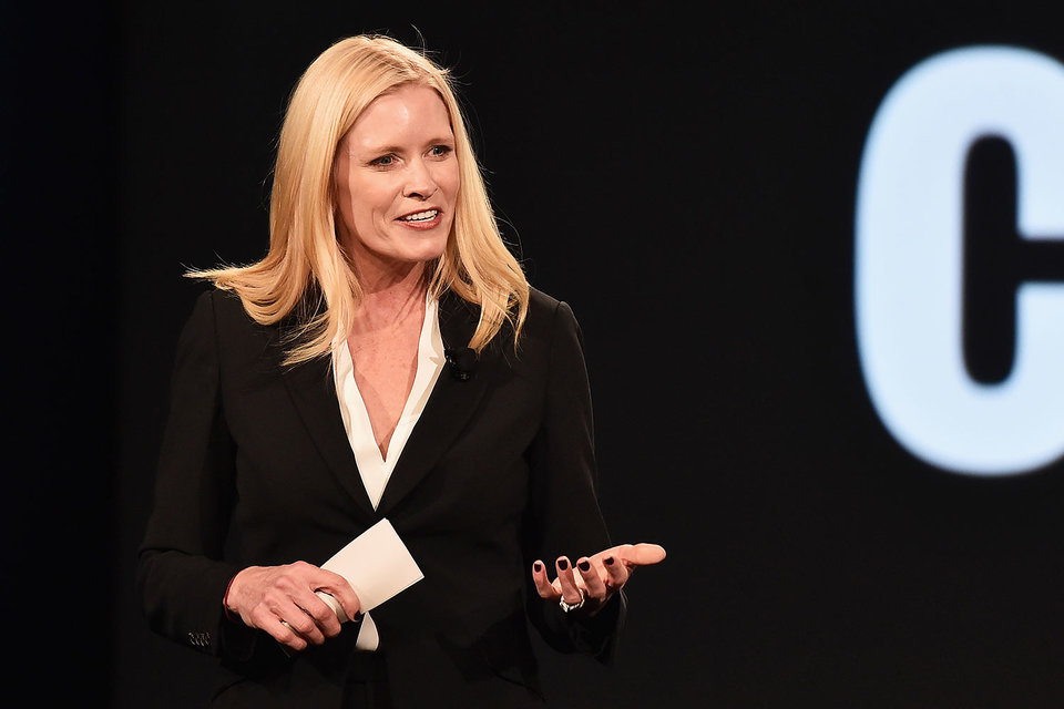 Президент по инновационным продуктам и новому бизнесу Verizon Марни Уолден