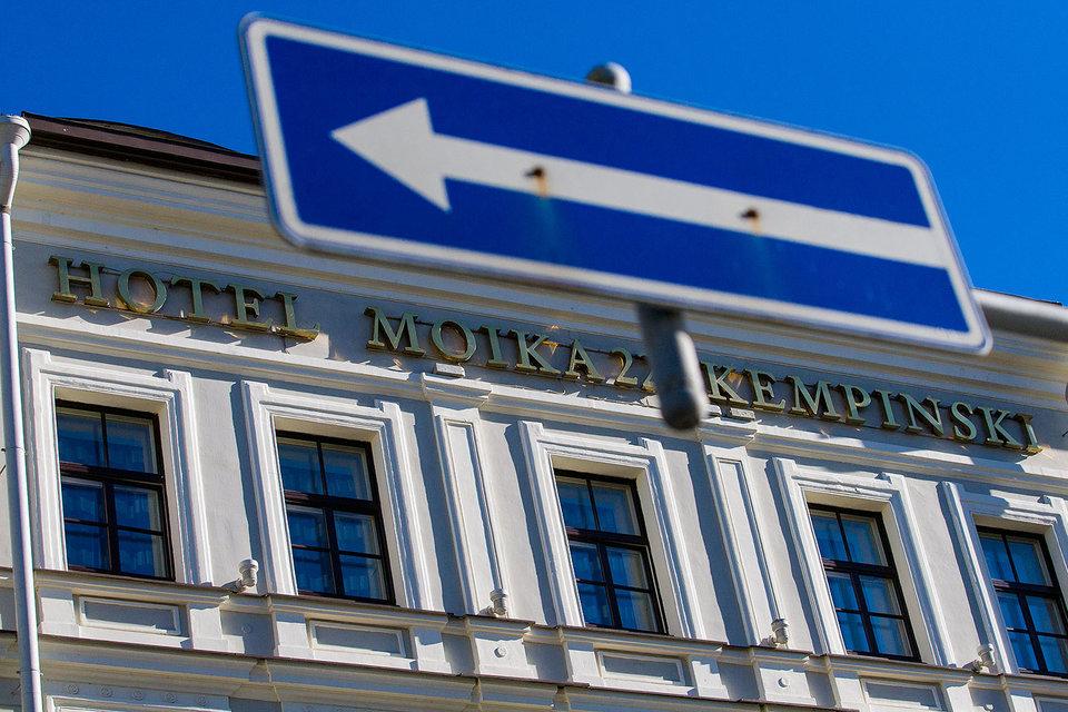 Здание отеля участники рынка связывали с компаниями Исаева