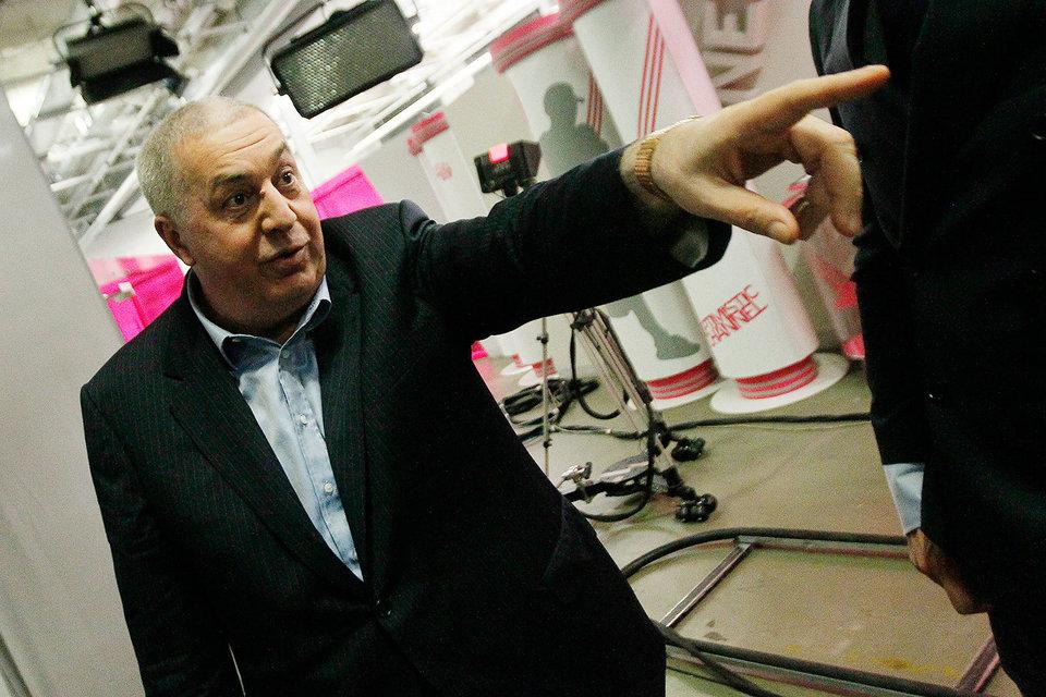 Президент и основной владелец «Русснефти» Михаил Гуцериев