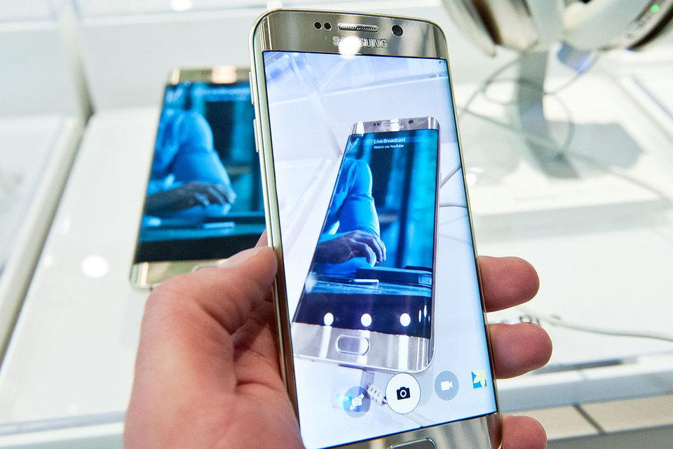 Samsung выдержал удар