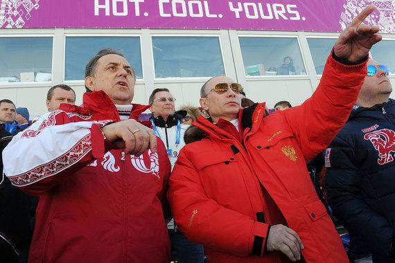 Путин: Олимпийские победы без россиян будут «безвкусными»