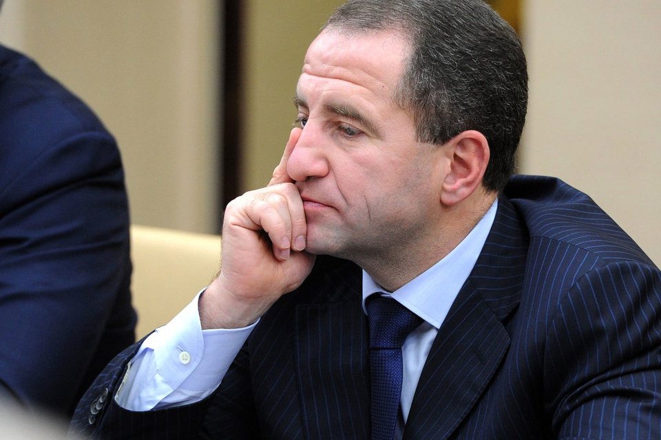 Экс-полпред президента в Приволжском федеральном округе Михаил Бабич