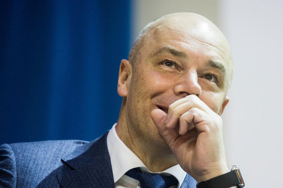 Министр финансов Антон Силуанов умеет уговаривать и убеждать